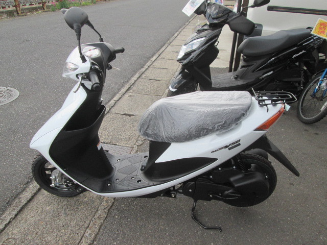 「SUZUKI アドレスV50 スクーター 新車」の画像2