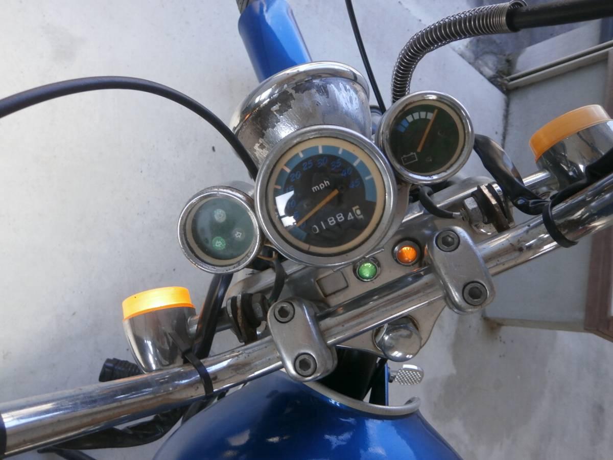 「イージーライダース (日本)改75cc 希少レア車 ジャズ マグナ  エイプ モンキー ゴリラ」の画像3