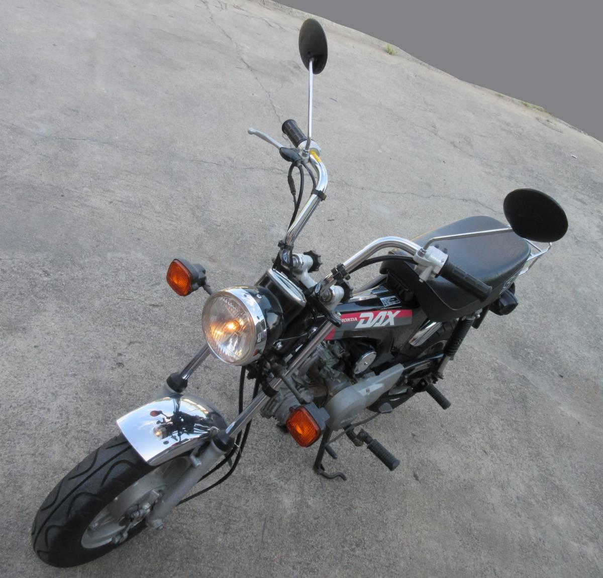 「ダックス DAX 逆輸入品 ホンダ 整備済み 50cc  シャリー モンキー ゴリラ 」の画像1