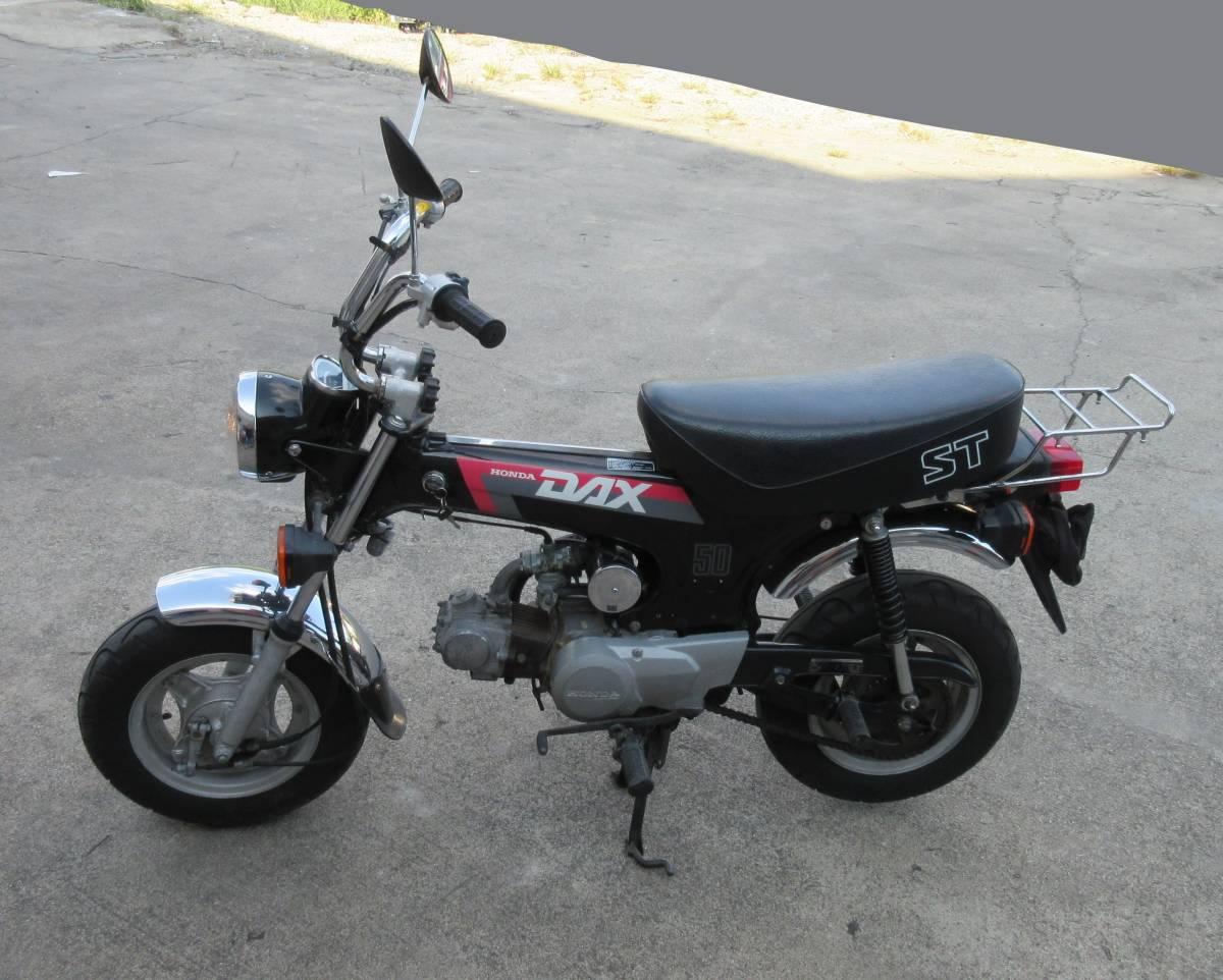 「ダックス DAX 逆輸入品 ホンダ 整備済み 50cc  シャリー モンキー ゴリラ 」の画像3