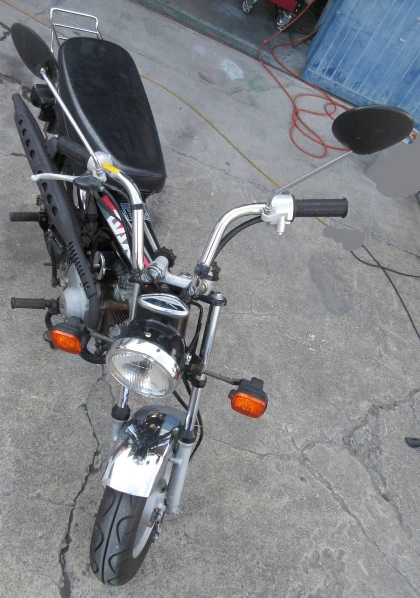 「ダックス DAX 逆輸入品 ホンダ 整備済み 50cc  シャリー モンキー ゴリラ 」の画像2