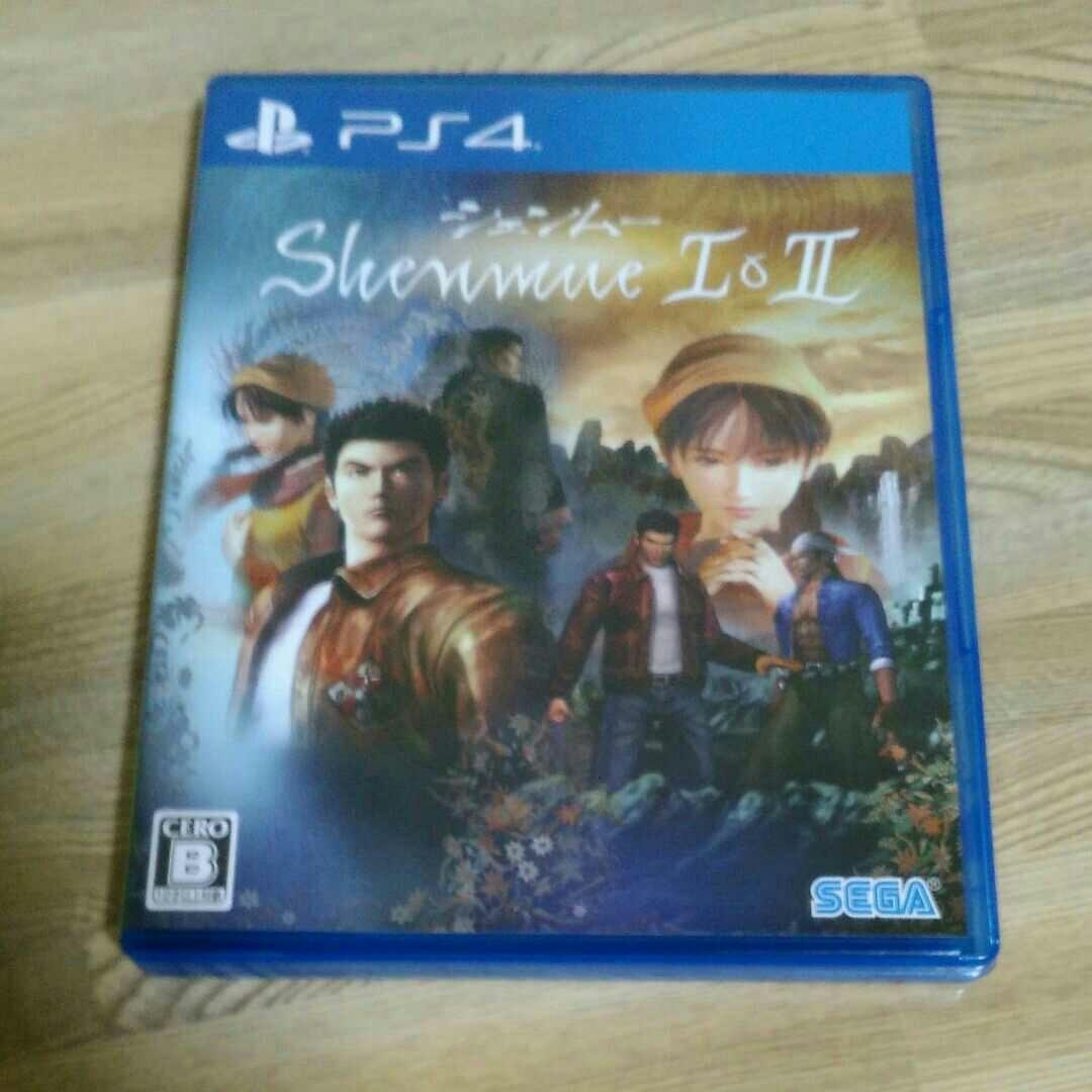 PS4 シェンムー I&II セガゲームス