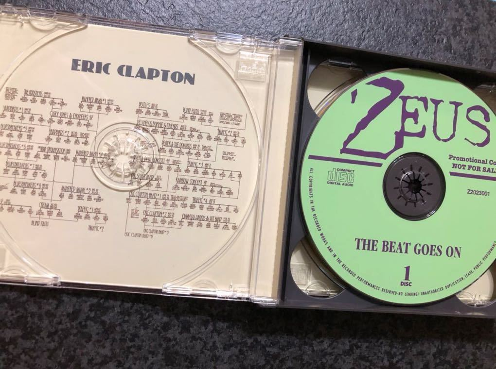 Eric Clapton Derek And The Dominos [The Beat Goes On ]3CD☆ライブ1970★レア盤
