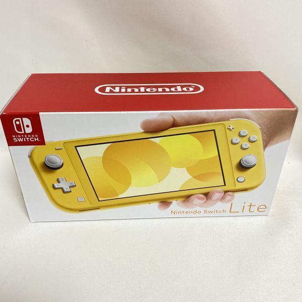 【新品 即配送可能】どうぶつの森セット Nintendo Switch Lite ニンテンドー 任天堂 スイッチ ライト イエロー 本体 ゲーム スプラトゥーン_画像2