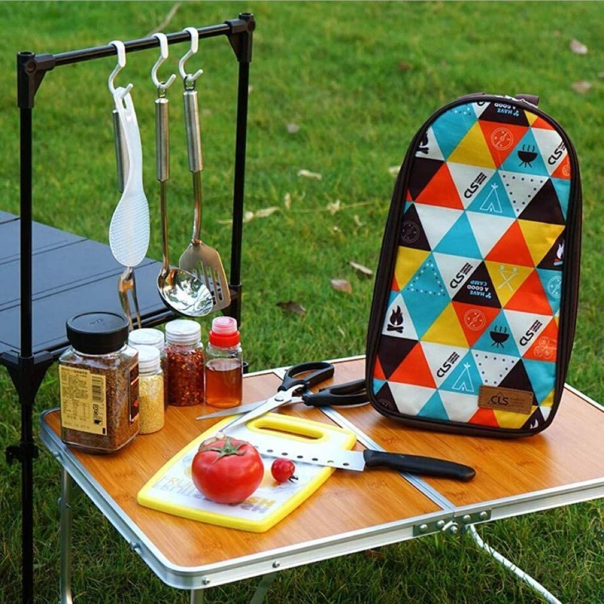 アウトドア キャンプ クッキングツール キャンプ 調理器具 7点セット