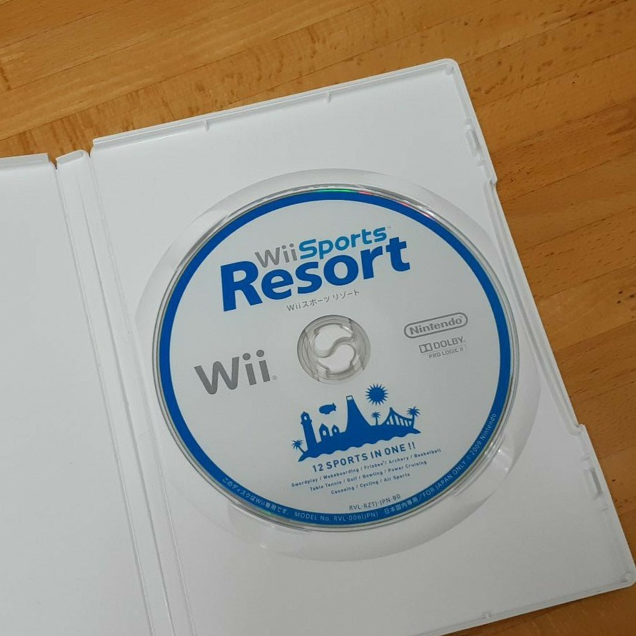 wii スポーツリゾート