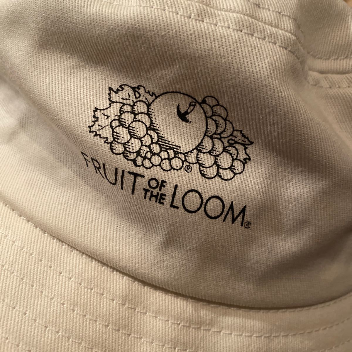 【FRUIT OF THE LOOM】 ハット
