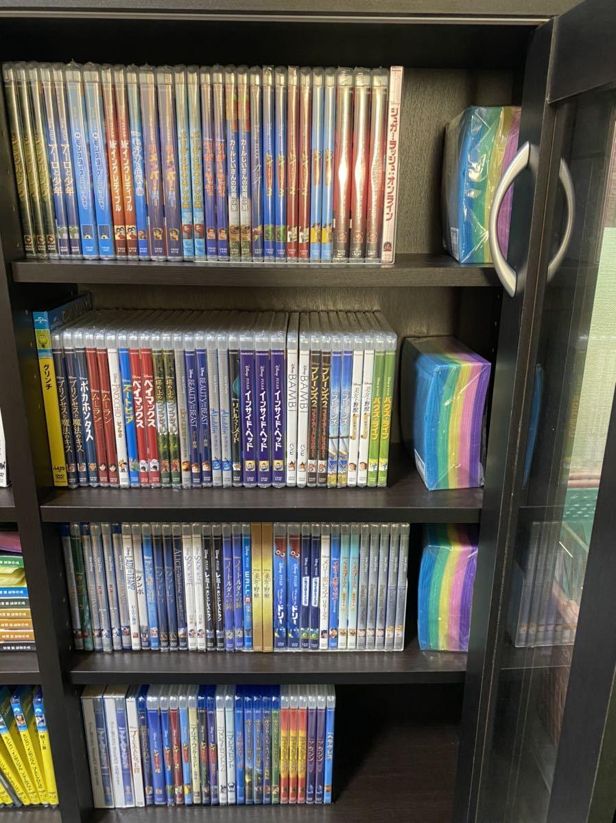 ディズニー  アラジン など 純正ケース 付き DVD 12点セット タイトル変更自由 国内正規品 未再生 ディズニーグッツ サービス中
