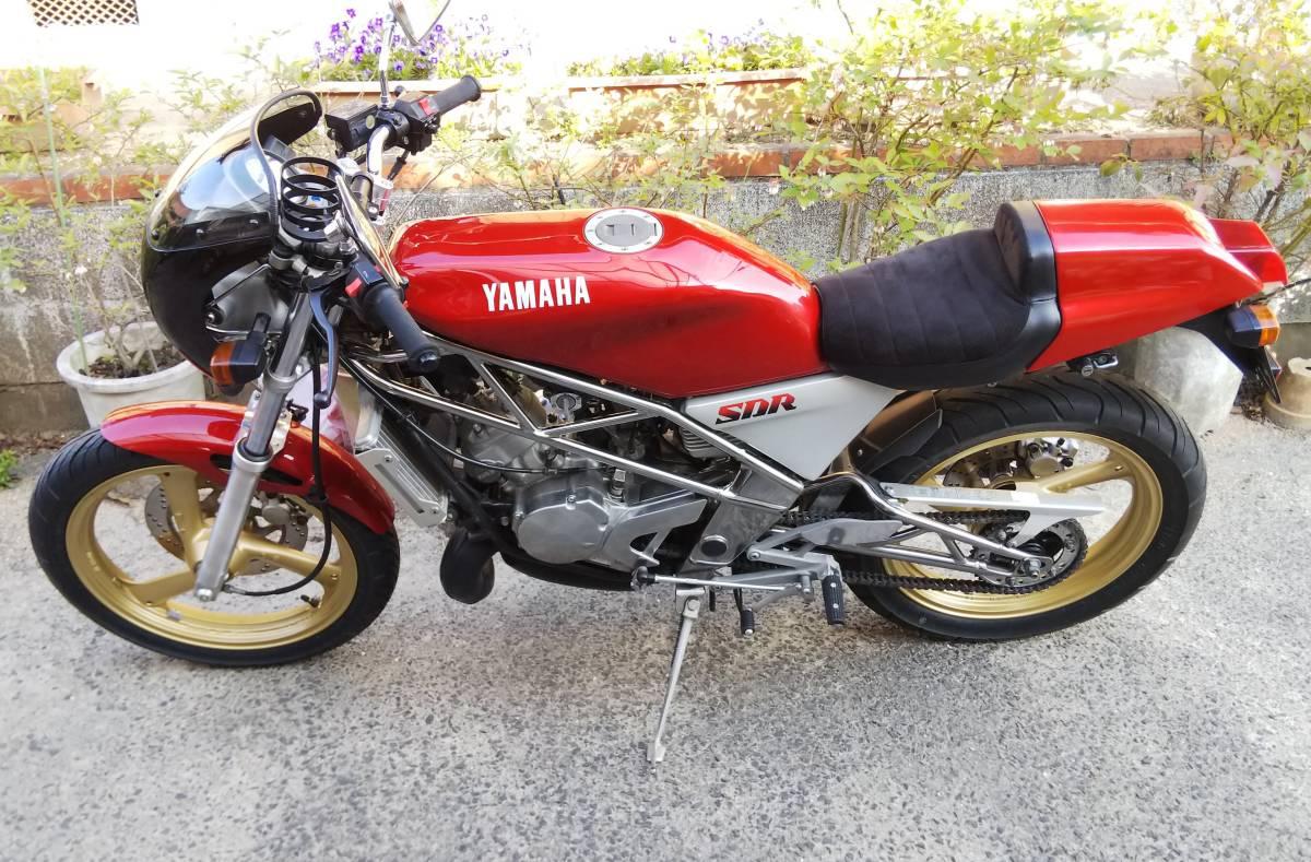 「ヤマハ SDR200 美車 【引取り限定】」の画像1
