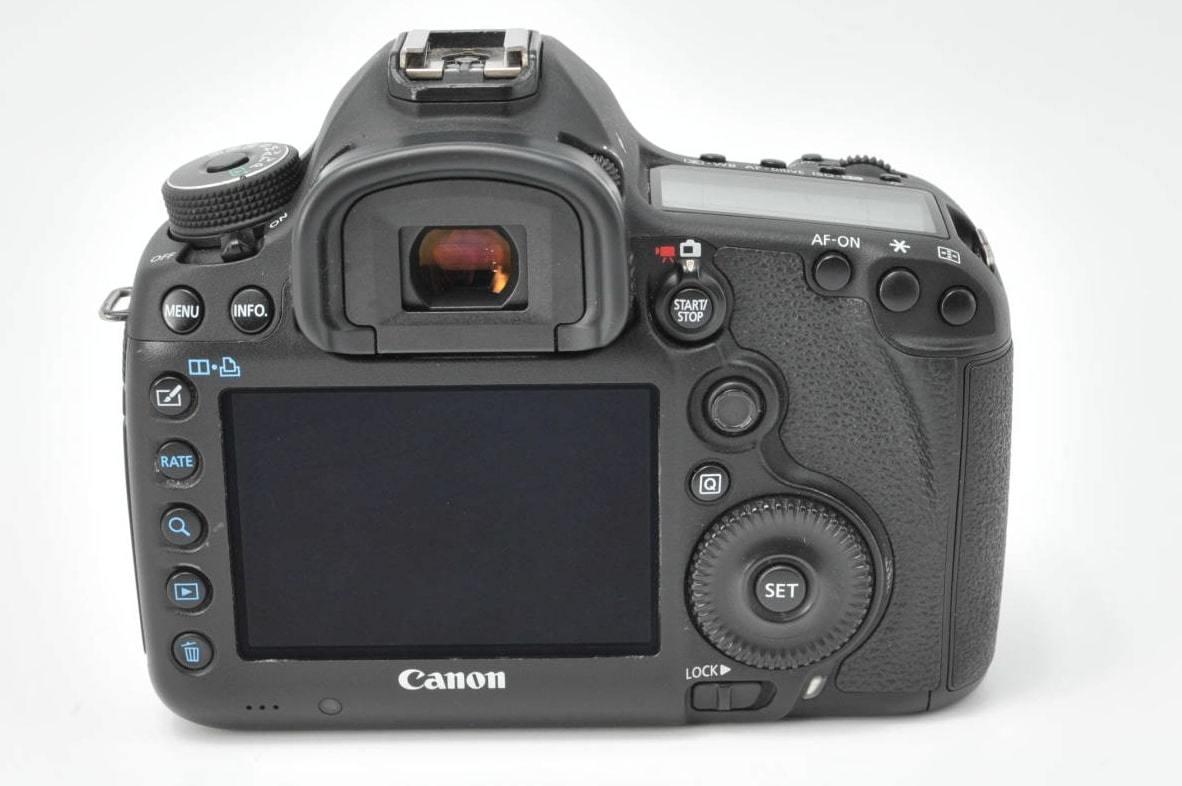 ★超美品!★ Canon キヤノン EOS 5D MarkⅢ レンズセット EF 24-105mm F4 L IS USM 一眼レフカメラ ●動作確認済の商品!★A-104_画像6