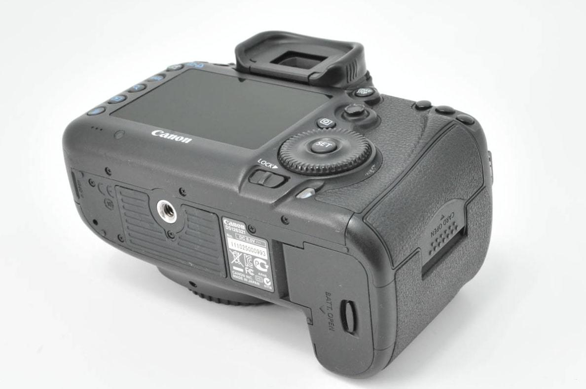 ★超美品!★ Canon キヤノン EOS 5D MarkⅢ レンズセット EF 24-105mm F4 L IS USM 一眼レフカメラ ●動作確認済の商品!★A-104_画像4
