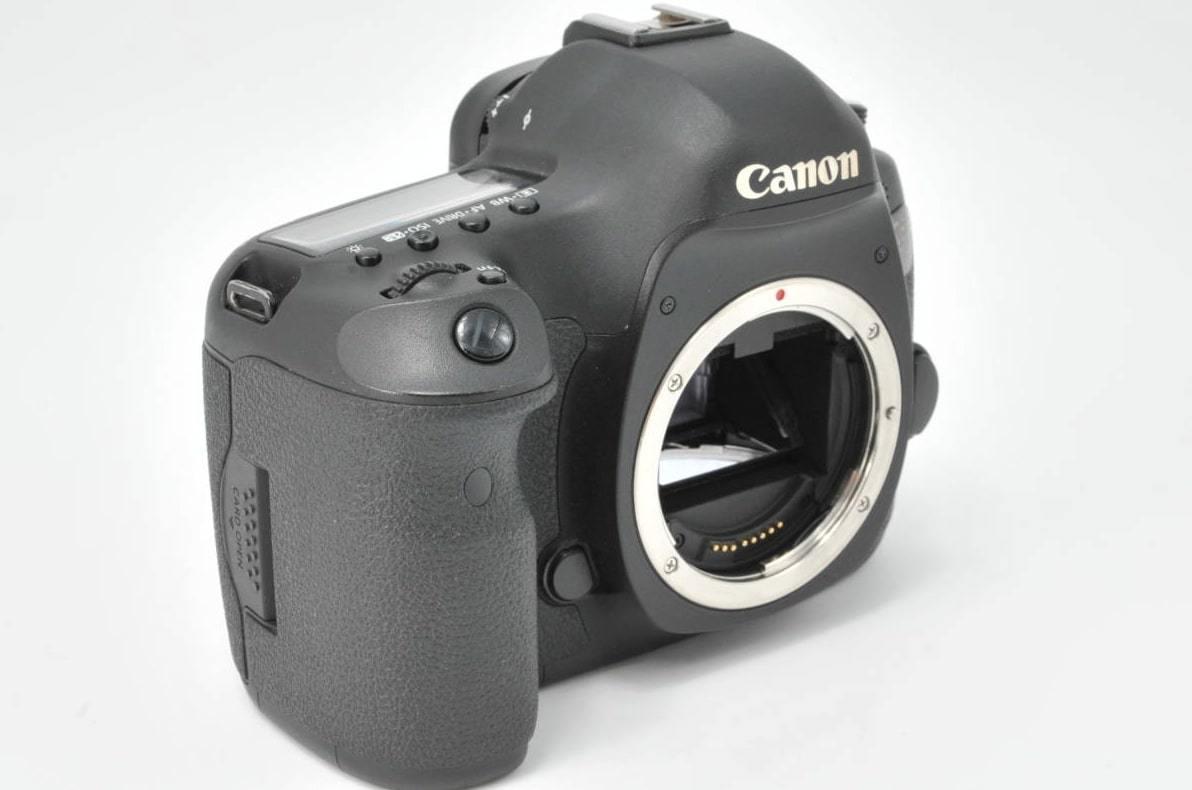 ★超美品!★ Canon キヤノン EOS 5D MarkⅢ レンズセット EF 24-105mm F4 L IS USM 一眼レフカメラ ●動作確認済の商品!★A-104_画像3