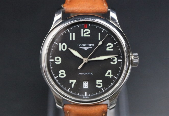 【ト石】LONGINES/ロンジン 腕時計 SPECIAL SERIES AVIGATION L2.628.4 SWISS21石 自動巻き AB196EWH10