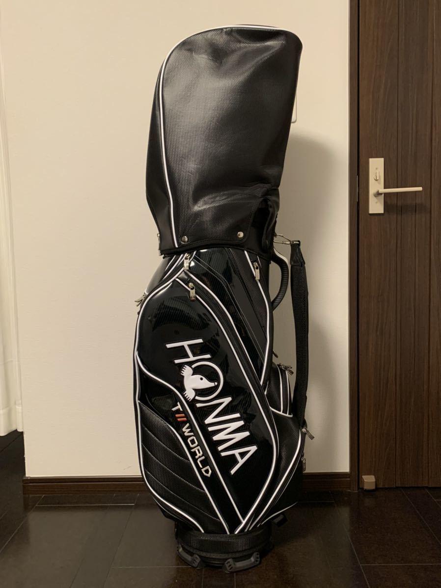 本間ゴルフ HONMA ツアーワールド TOUR WORLD CB-12013 ブラック 黒 2020年最新モデル