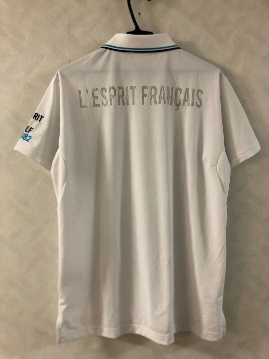 le coq sportif GOLF ポロシャツ サイズL メンズ ルコック ゴルフ_画像4