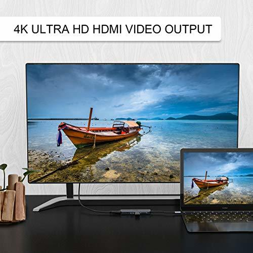 6-in-1ハブ ICZI USBC ハブ HUB Type-c to USB3.0 HDMI 4K 高解像度USB 3.0 _画像9