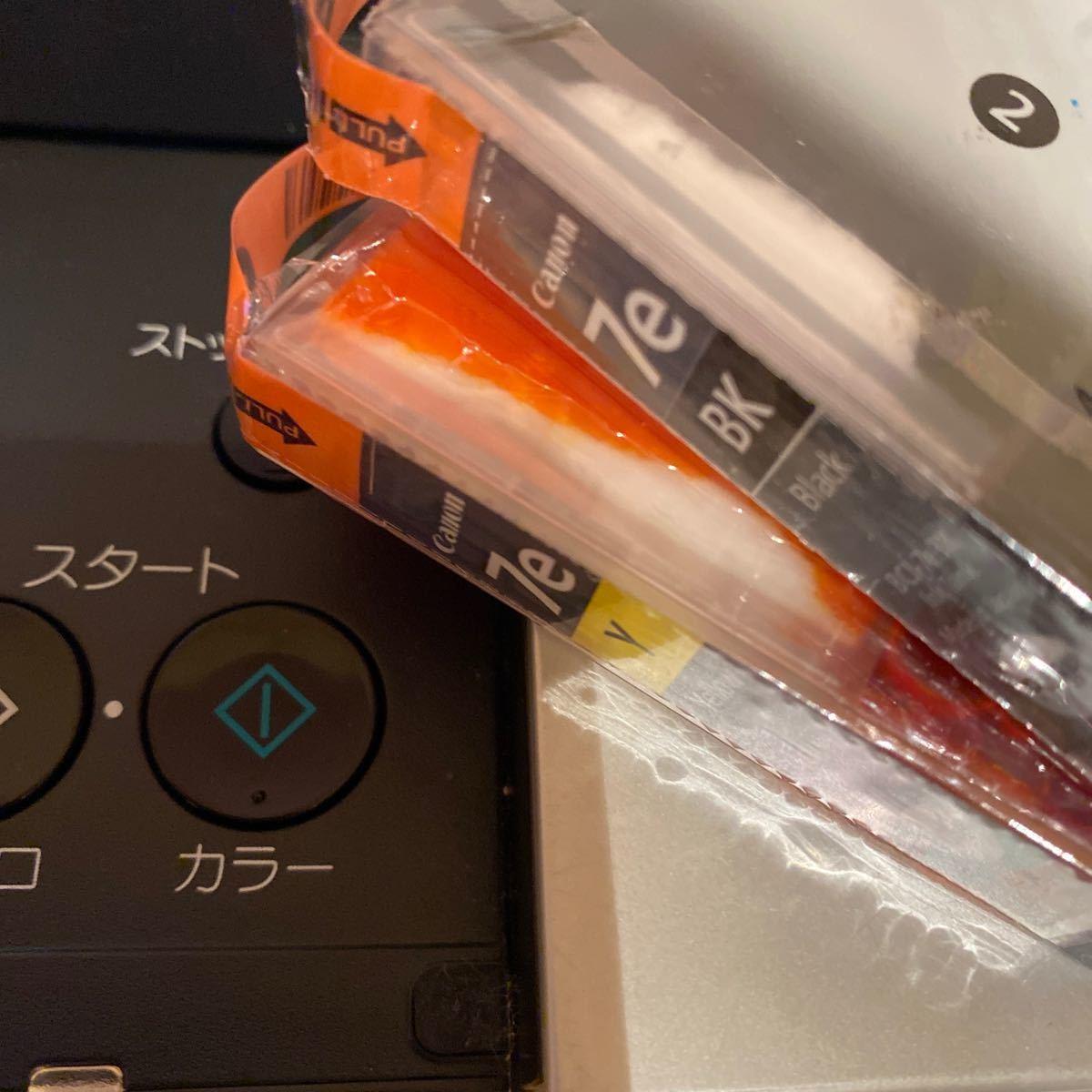 【通電確認済み・ジャンク】Canon PIXUS インクジェットプリンター★MP600_画像6