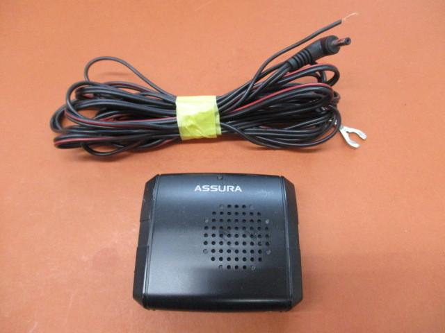 セルスター ASSURA GPSレーダー探知機 【 AR-590ST 】IPS液晶 タテ/ヨコ回転画面 データ更新ダウンロード対応 リモコン付 SDカード欠品_画像7