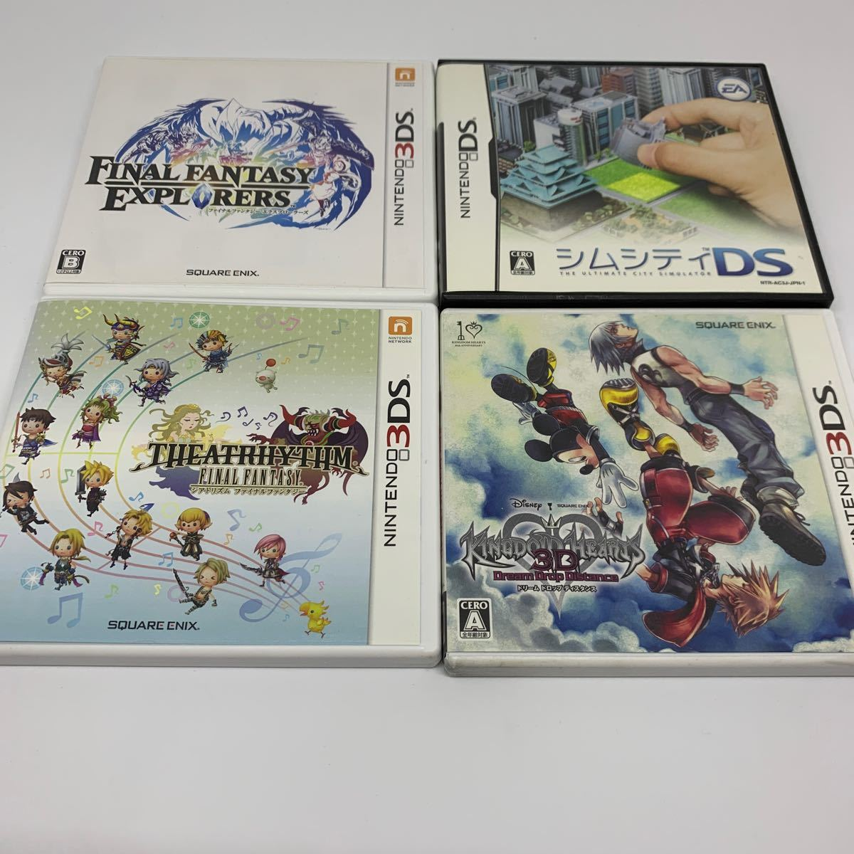 3DS ソフトセット