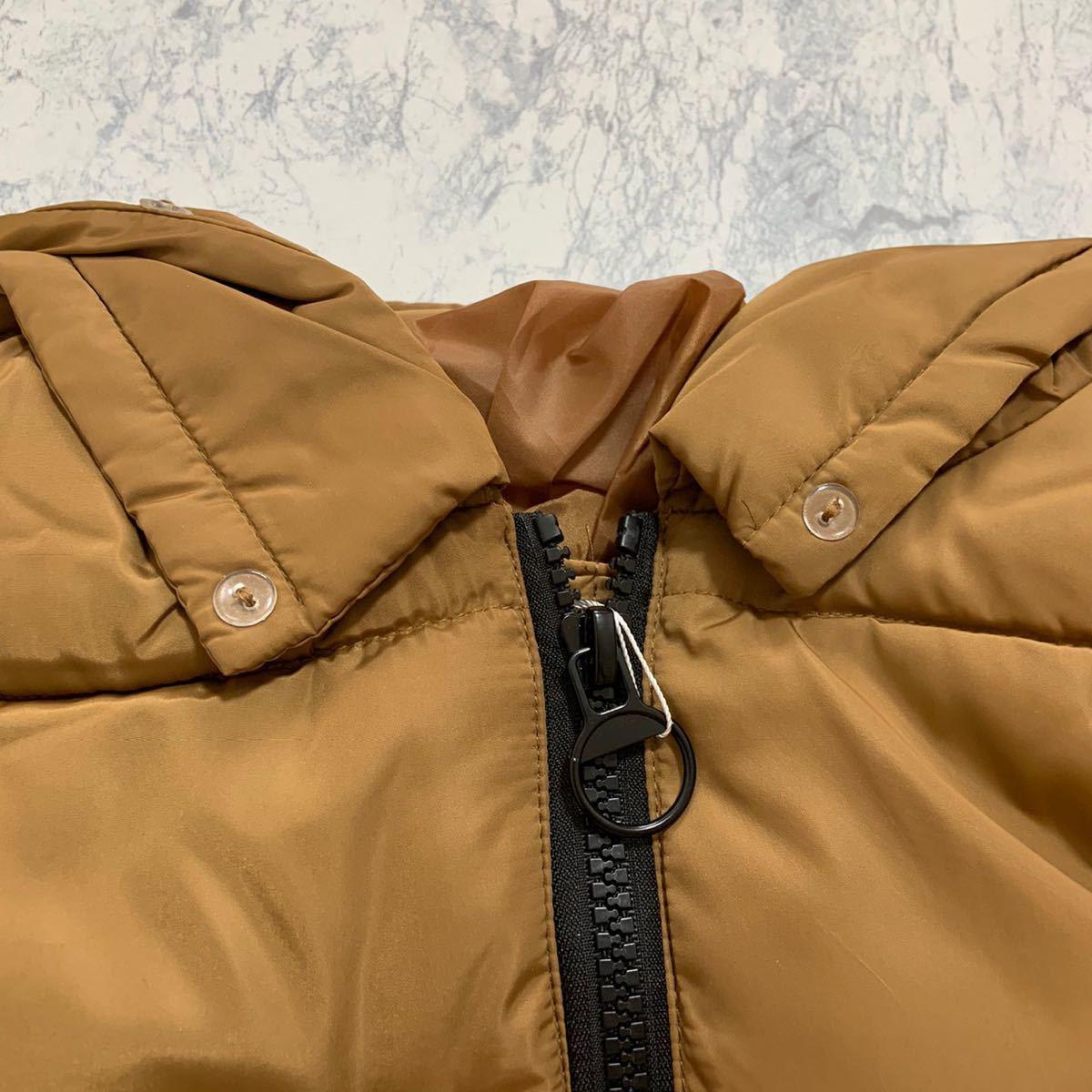 ダウンジャケット ダウンコート ロング丈 中綿コート フード付き 秋冬 アウター