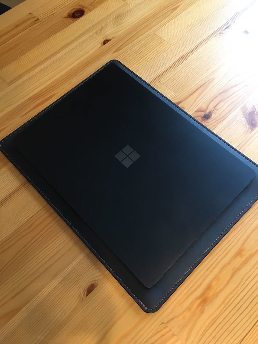 Microsoft/マイクロソフト/Surface Laptop2/ブラック/Windows10Home/ Office Home &Business 2016/Core i5 8GB 256GB/中古_画像4