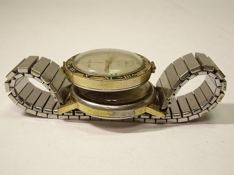 CARAVELLE BENRUS 手巻時計 レターパックプラス可 0903S29G_画像4