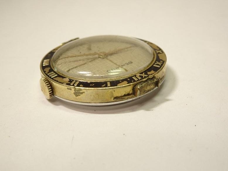 CARAVELLE BENRUS 手巻時計 レターパックプラス可 0903S29G_画像5