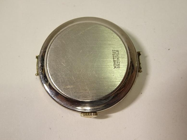 CARAVELLE BENRUS 手巻時計 レターパックプラス可 0903S29G_画像3