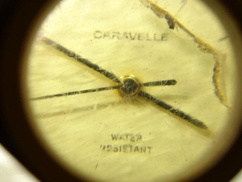 CARAVELLE BENRUS 手巻時計 レターパックプラス可 0903S29G_画像7