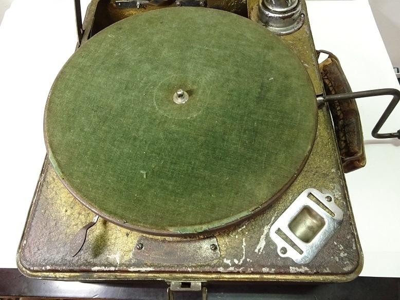 RCA Victor 古い蓄音機 一応なります 運賃着払 0912S5G_画像5