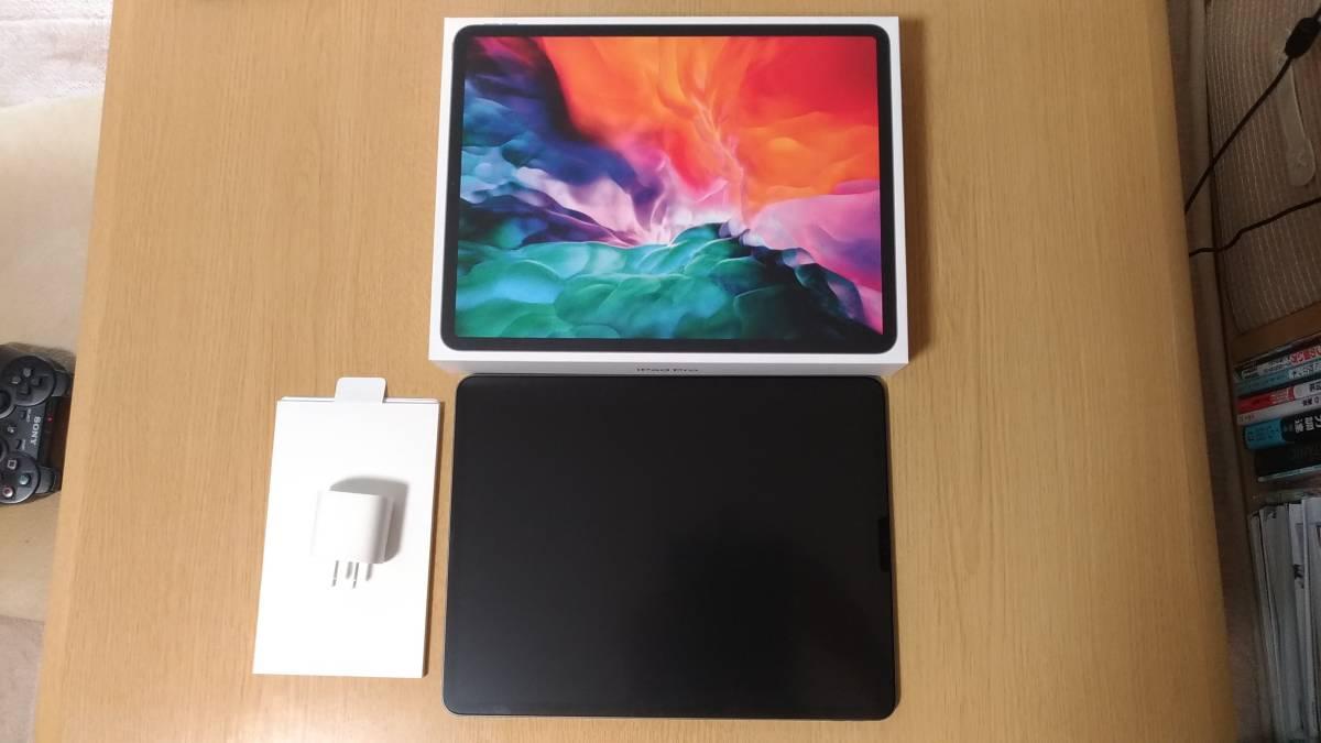 美品 Apple iPad Pro 12.9インチ(第四世代)wifiモデル1TB スペースグレイ MXAX2J/A