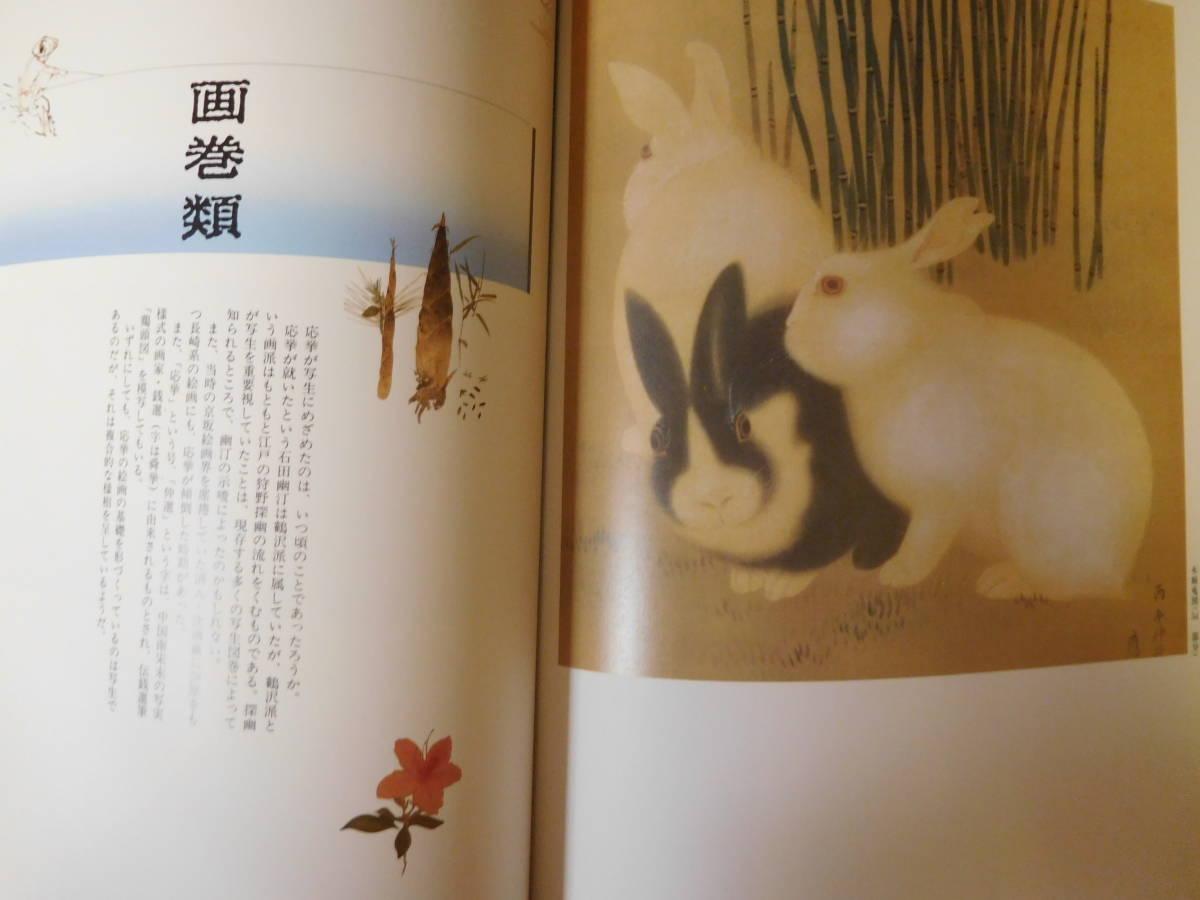 ◆円山応挙/抒情と革新/没後二〇〇年記念特別展覧会◆図録 古書_画像5