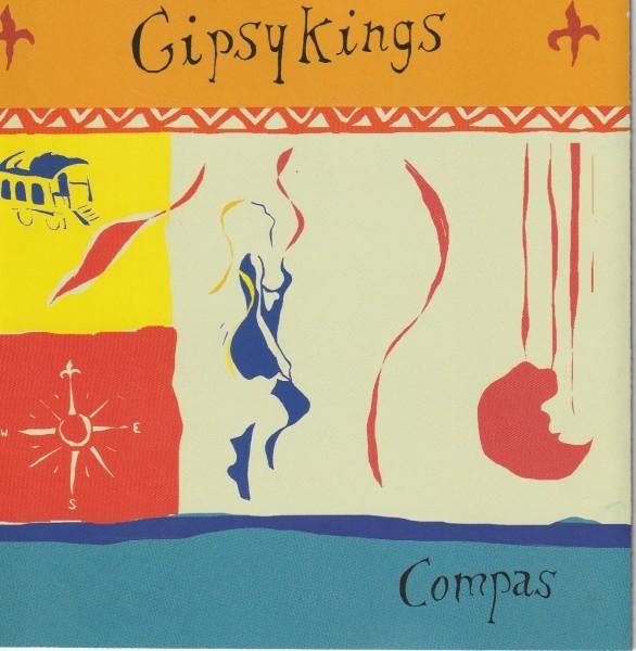 【CD】GIPSY KINGS ジプシー・キングス/COMPUS コンパス_画像1