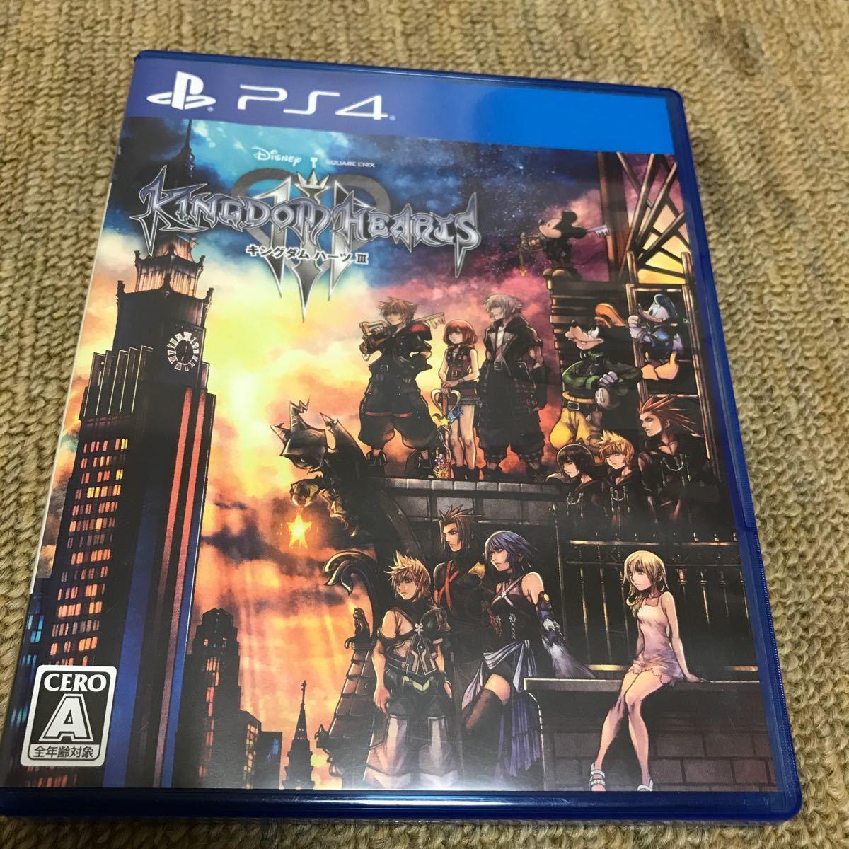 【PS4】 キングダムハーツ3 Kingdom Hearts 3