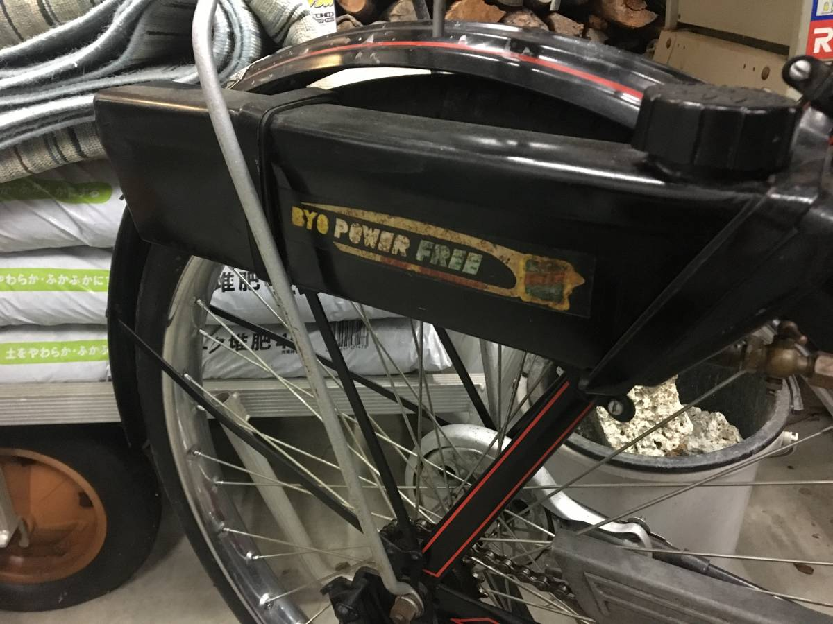 「スズキ パワーフリー 初代スズキ ダイヤモンドフリー トヨモーター BS 自転車バイク 」の画像2