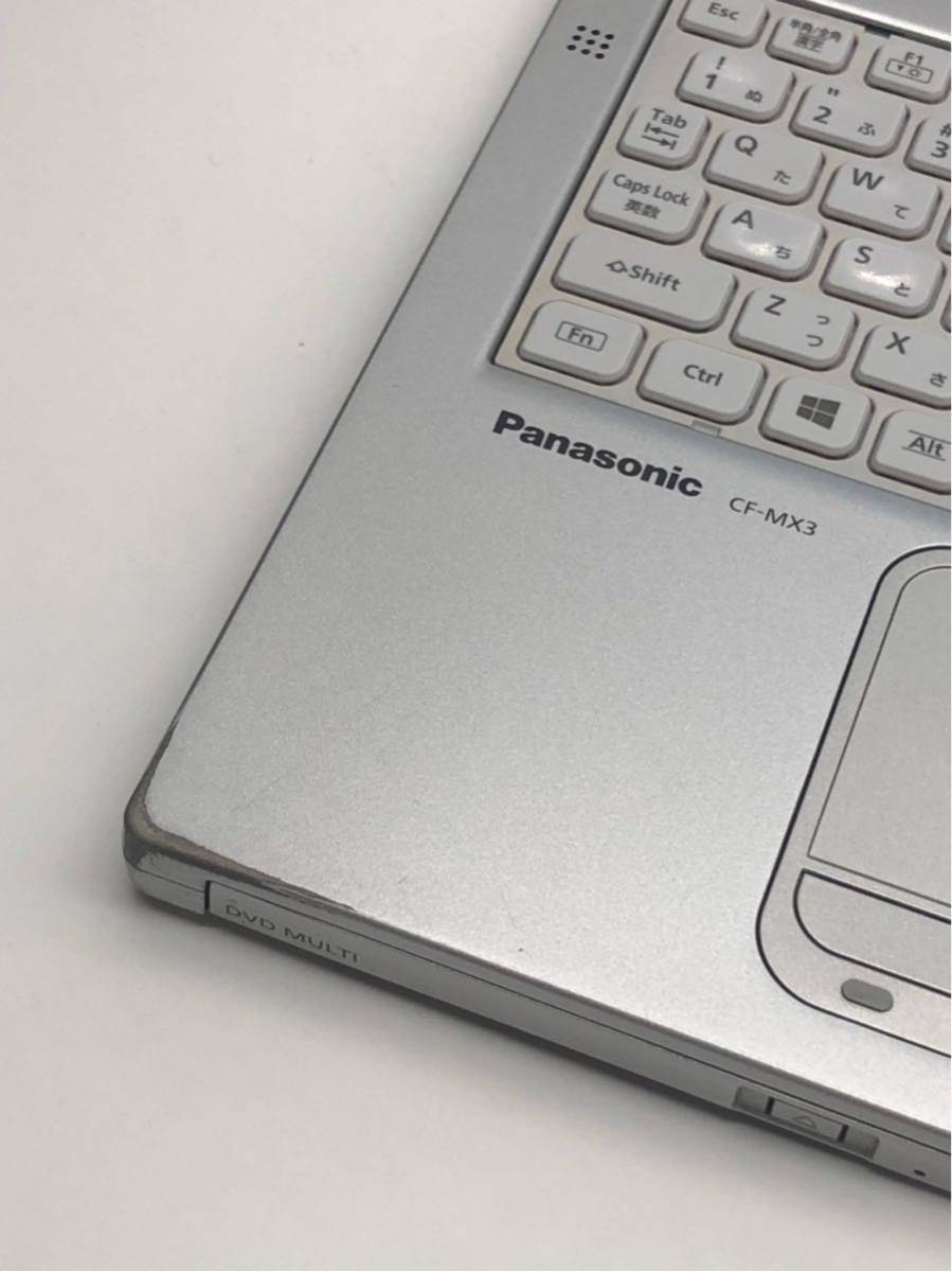 Panasonic Let''s note CF-MX3 Corei5-4300@1.9GHz メモリ4GB/SSD128GB/カメラ/無線/DVDマルチ/12.5インチ/office2019/win10pro64bit_画像8