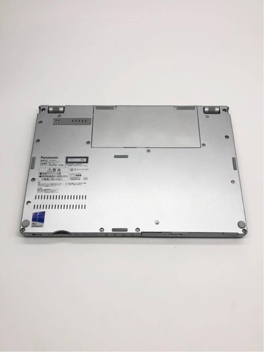 Panasonic Let''s note CF-MX3 Corei5-4300@1.9GHz メモリ4GB/SSD128GB/カメラ/無線/DVDマルチ/12.5インチ/office2019/win10pro64bit_画像7
