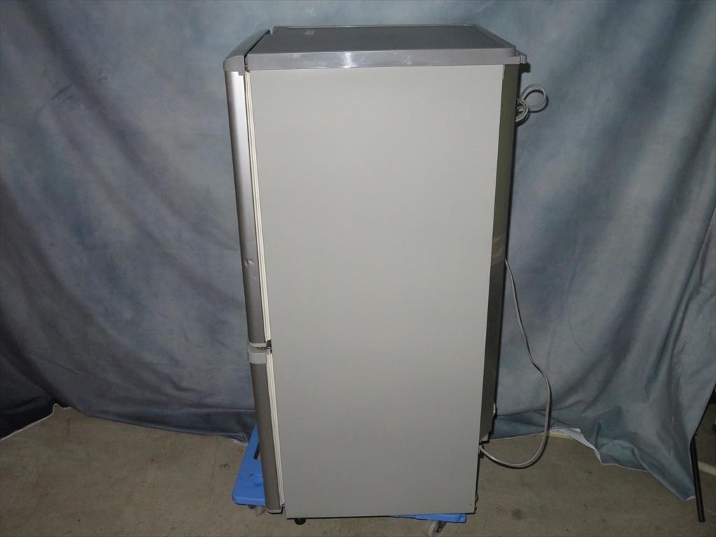 【本州地域→送料無料】Panasonic パナソニック ノンフロン冷凍冷蔵庫 NR-B143W-S 幅480×奥行584×高さ1119mm 138L 2011年製 管理NO.SK47_画像5