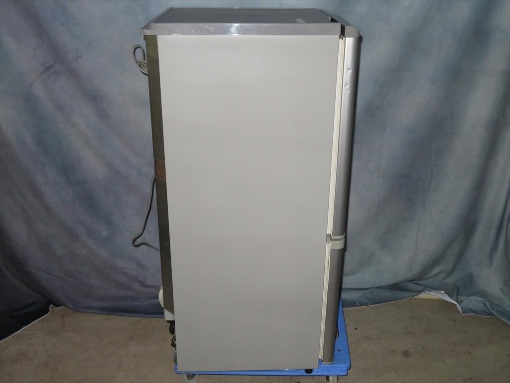 【本州地域→送料無料】Panasonic パナソニック ノンフロン冷凍冷蔵庫 NR-B143W-S 幅480×奥行584×高さ1119mm 138L 2011年製 管理NO.SK47_画像3