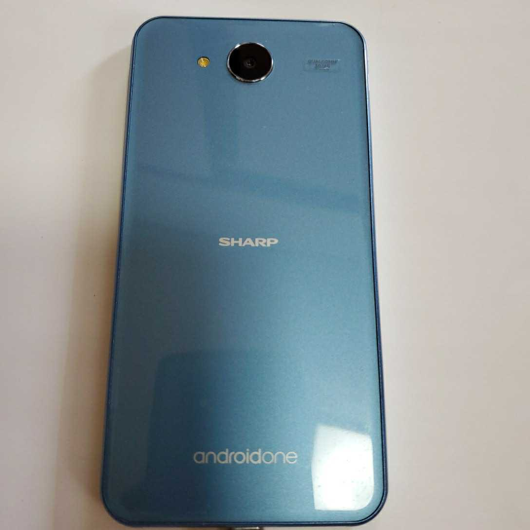 Y!mobile Androidone 507sh 美品_画像3