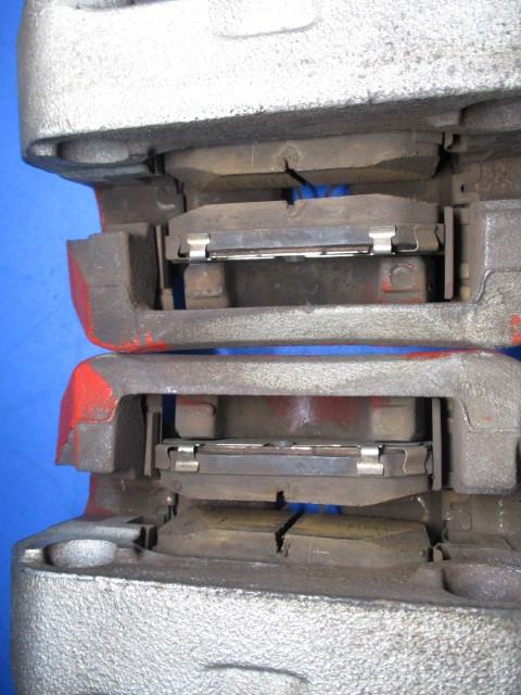 2014プリウス年 ZVW30 G's リア ブレーキキャリパー ローター 左右セット_画像2