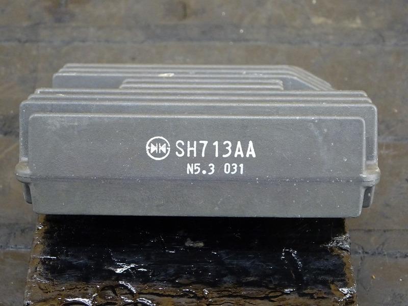 【200907】YZF-R25 ABS(RG10J-007)◇ レギュレーター レギュレター ※検:MT-25 YZF-R3_画像4