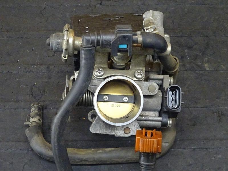 【200924】WR250X(DG15J-009)■ スロットルボディ インジェクター 【WR250R_画像2