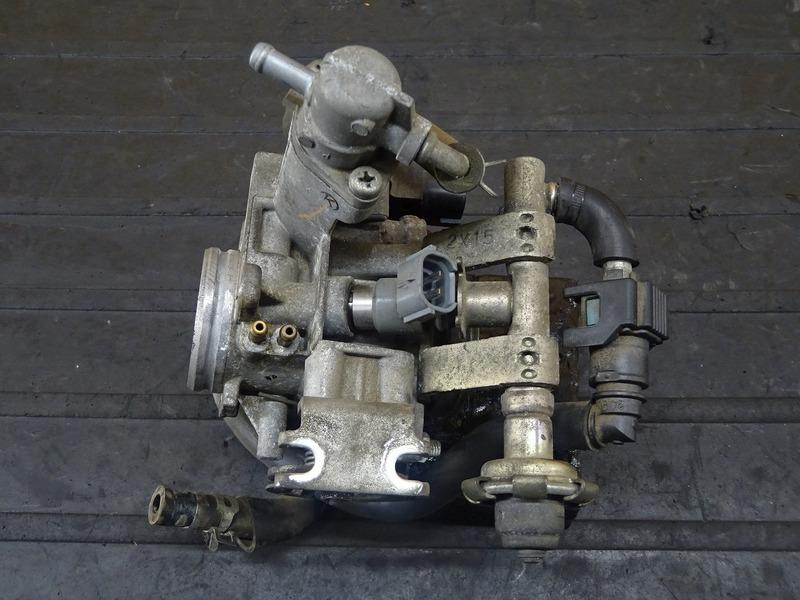 【200924】WR250X(DG15J-009)■ スロットルボディ インジェクター 【WR250R_画像10
