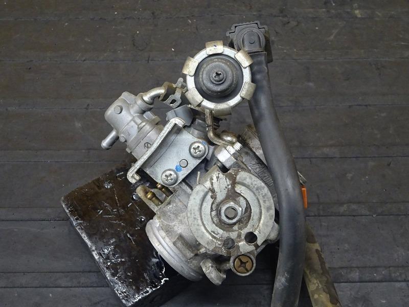 【200924】WR250X(DG15J-009)■ スロットルボディ インジェクター 【WR250R_画像8