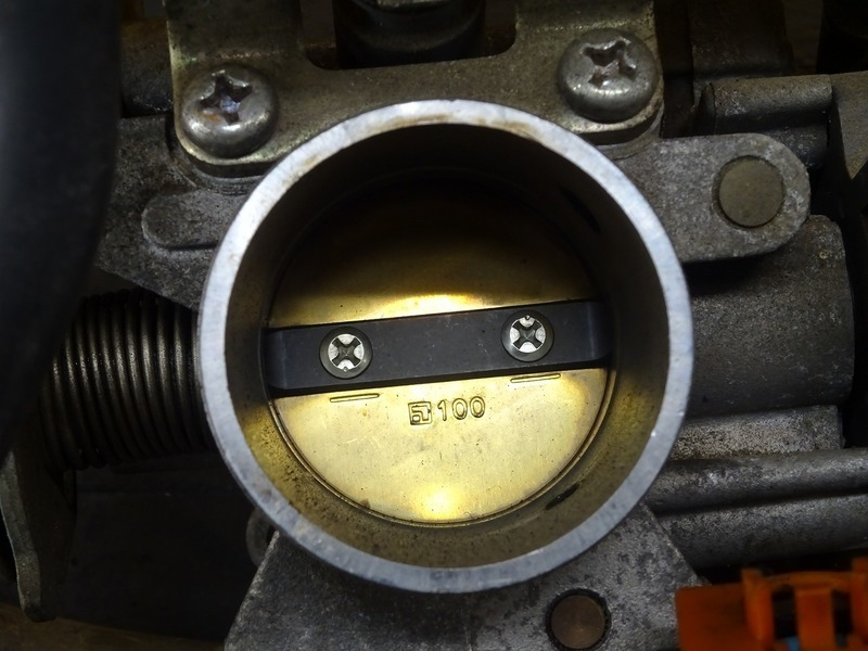 【200924】WR250X(DG15J-009)■ スロットルボディ インジェクター 【WR250R_画像3