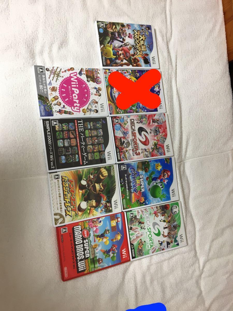 Wii ソフト マリオ スポーツ Galaxy パーティー