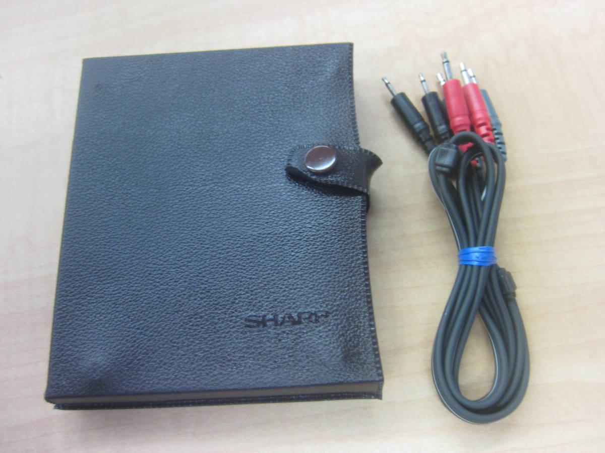 ★☆感熱式プリンター カセットインターフェース CE-126P シャープ SHARP☆★_画像6