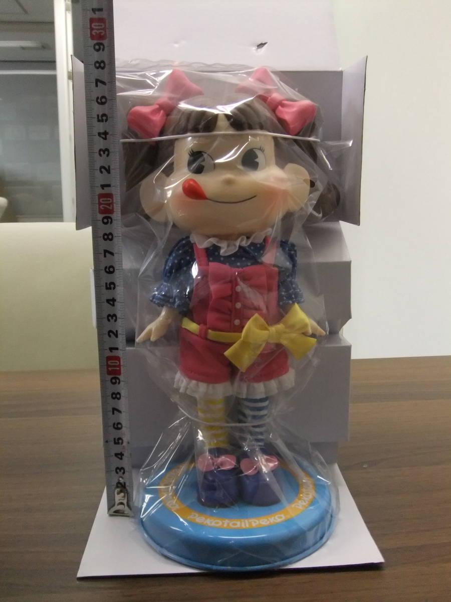 ★☆②ペコちゃん首ふり人形 ペコテールペコちゃん人形 未開封☆★_画像5