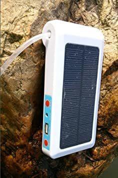 COM★MI-SLPUMP◆釣った魚を 新鮮にキープ !!!! ソーラー ポンプ 2200mAh どこでも釣りポンプ iPhon_画像5